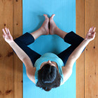 Yoga - easy ways to burn calories