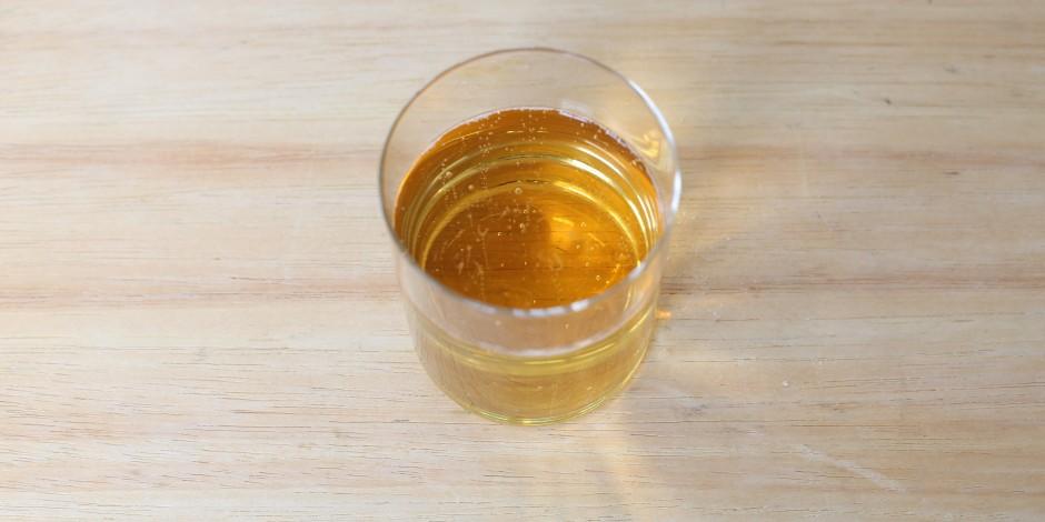 Dry cider – half a bottle (250ml)
